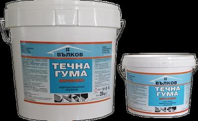 хибридна хидроизолация за покриви