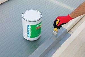полимерна хидроизолация за ламаринени покриви в стара загора