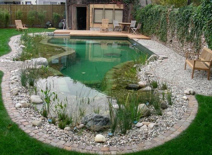 хидроизолация на изкуствено езеро