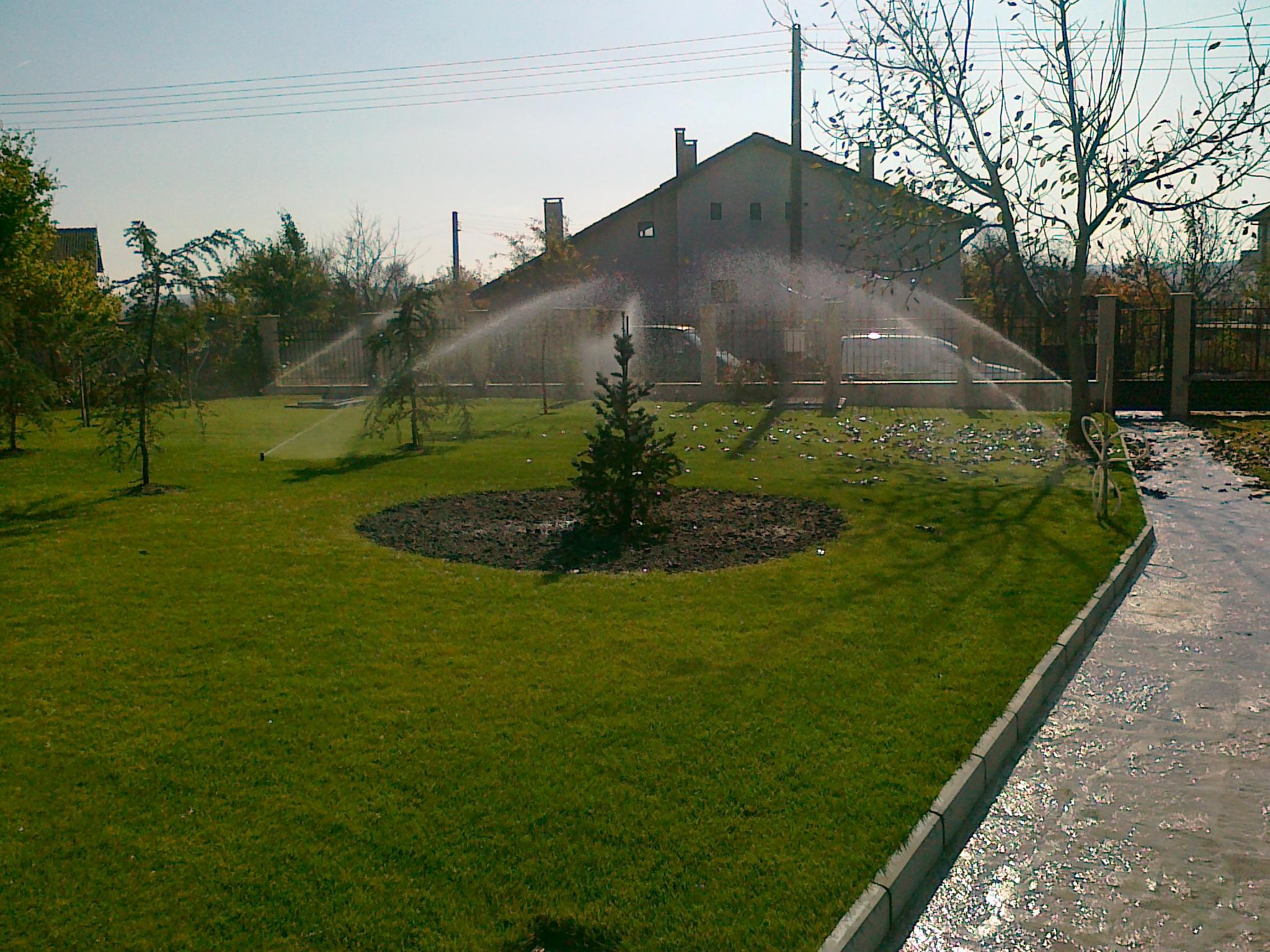 Автоматизирани поливни системи Варна