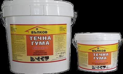 битумна хидроизолация за покриви