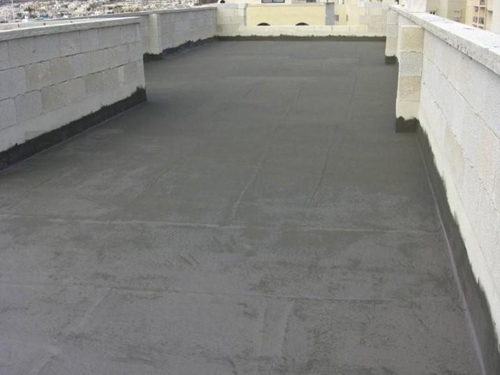 хидроизолация за тераса