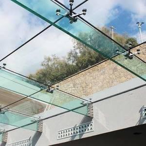 прозрачна хидроизолация за плочки на тераса