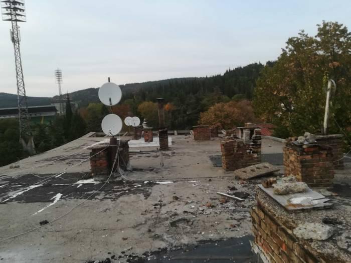 ремонт на плосък покрив
