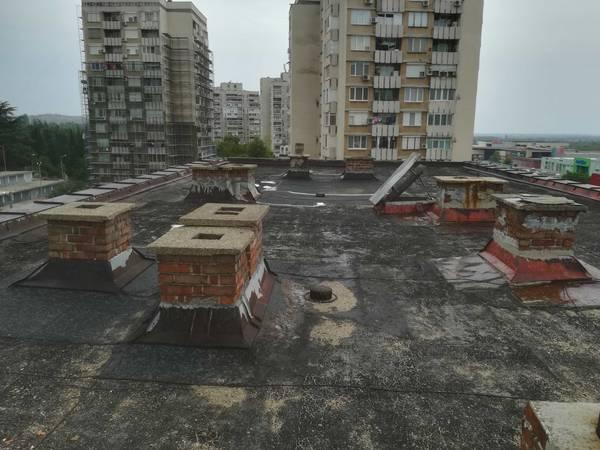 ремонт на покрив в Стара Загора