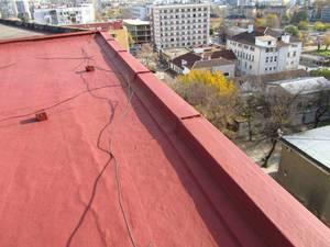 хидроизолация на ламаринен покрив