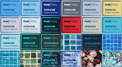 pvc мембрана за басейни, ПВЦ мембрана за басейни