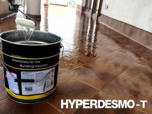 прозрачна хидроизолация