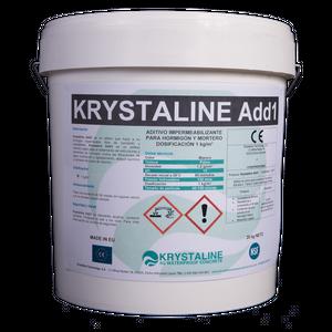 кристализиращи добавки за бетон