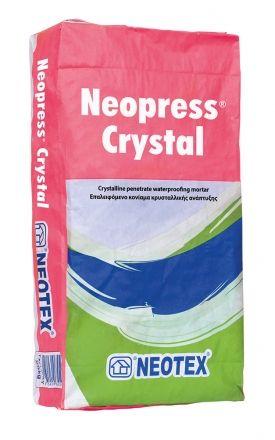 кристализираща хидроизолация