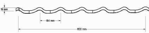 хидроизолация върху метални цигли