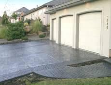 импрегнация на бетонови подове и алеи