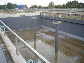 ПВЦ мембрана PVC мембрана ПВХ мембрана за водни басейни