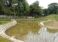 TPO мембрани на Сика за хидротехнически съоръжения