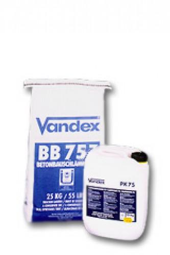 хидроизолация на основи с вандекс