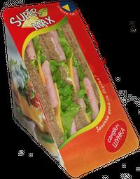Сандвичи Сити в Кутия
