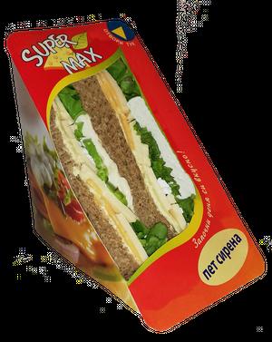 Сандвич със сирена
